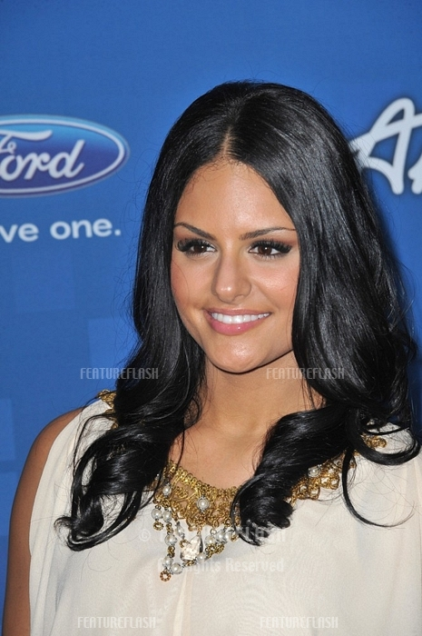 american idol pia eliminated. Songbird Pia Toscano was